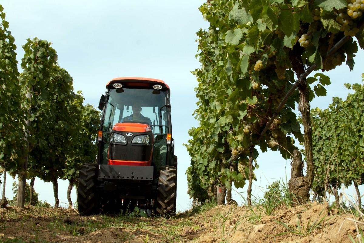 Traktoren M8540 N - KUBOTA