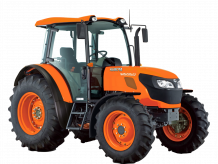 Agricultural Tractors M6060 - KUBOTA