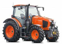 Agricultural Tractors M125GX-III/M125GXS-III - KUBOTA