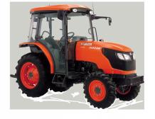 Agricultural Tractors M8540 N - KUBOTA