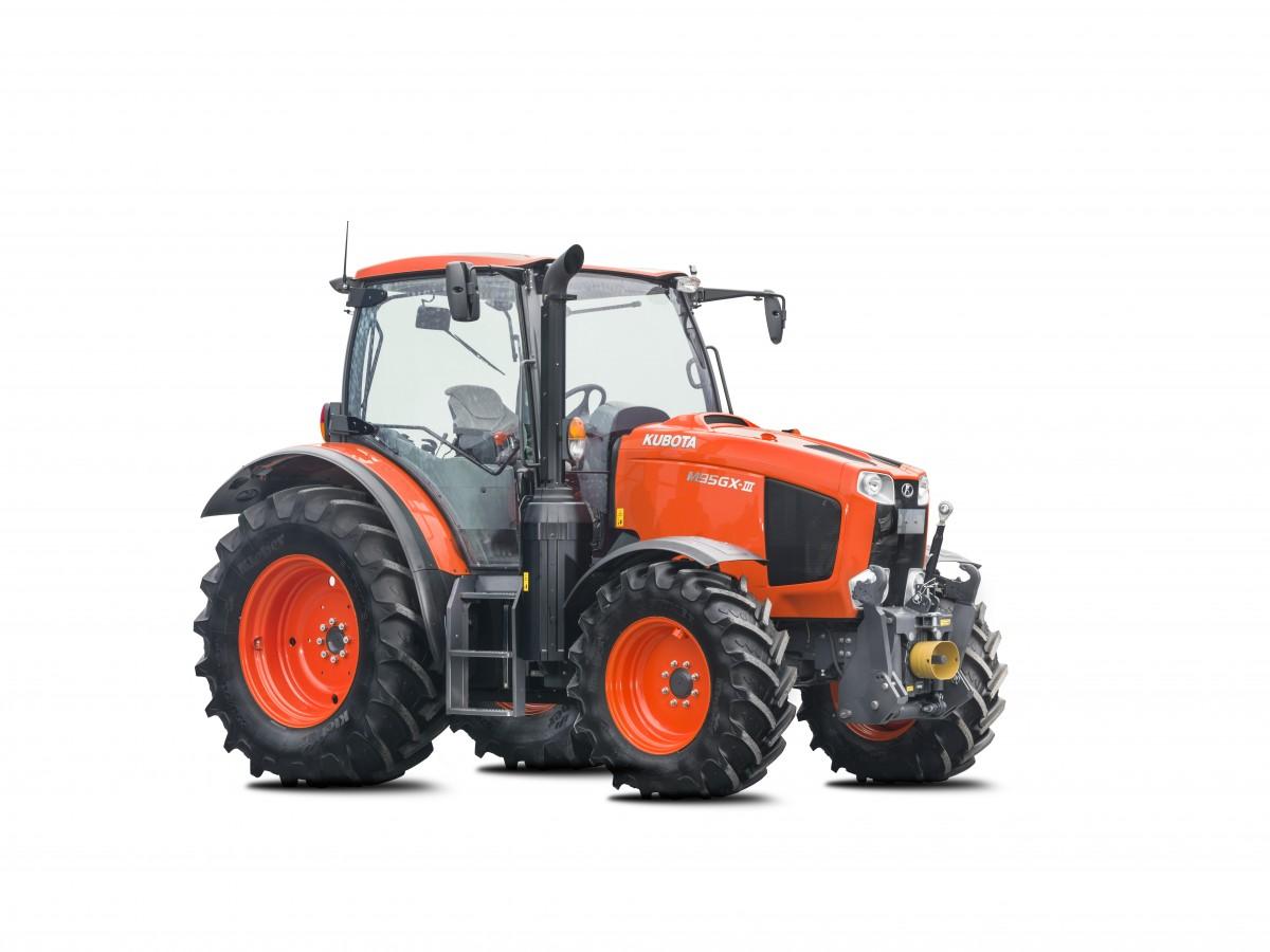 Traktoren M95GX-III - KUBOTA