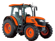 Agricultural Tractors M7060 - KUBOTA