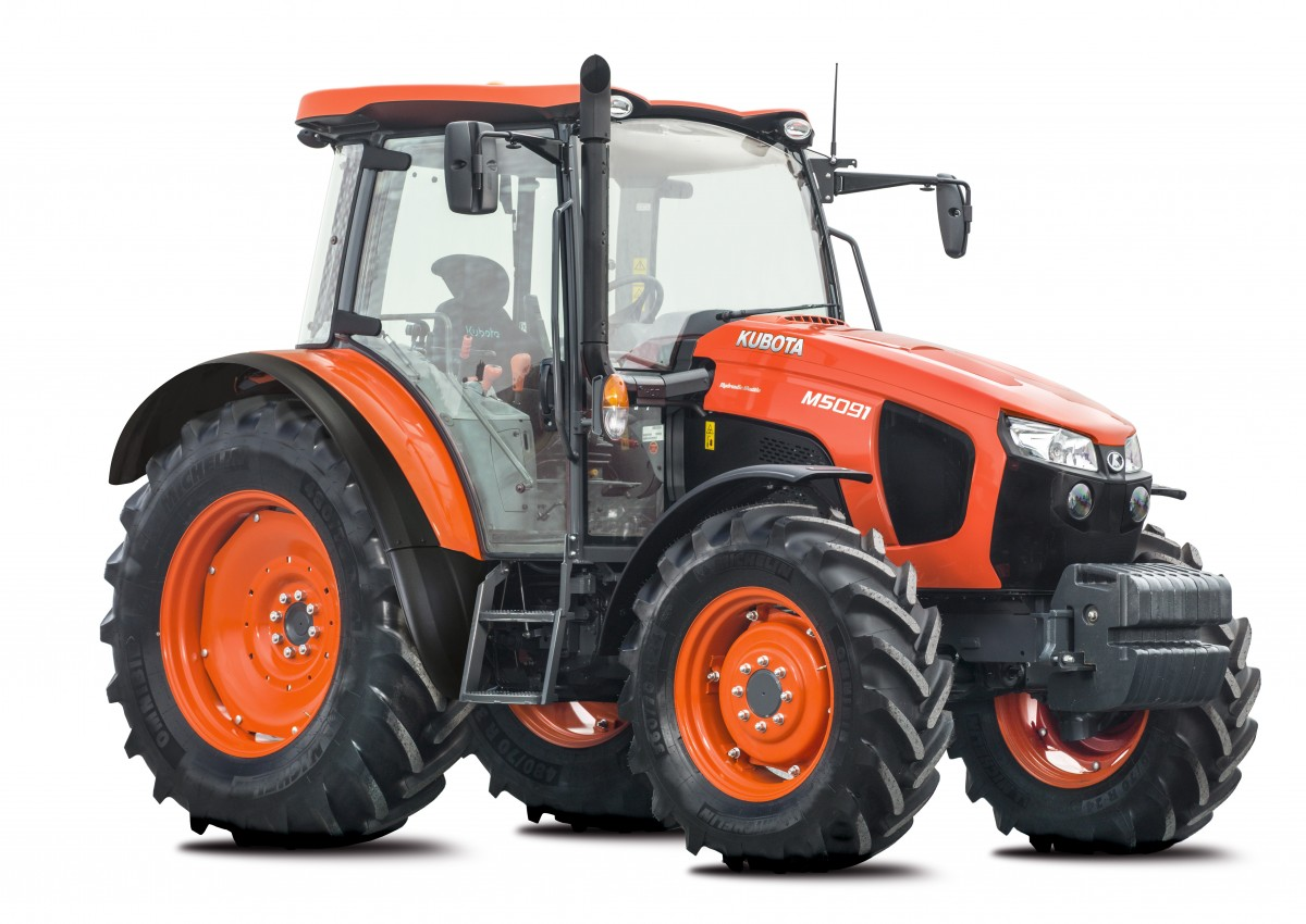 Traktoren M5091 - KUBOTA