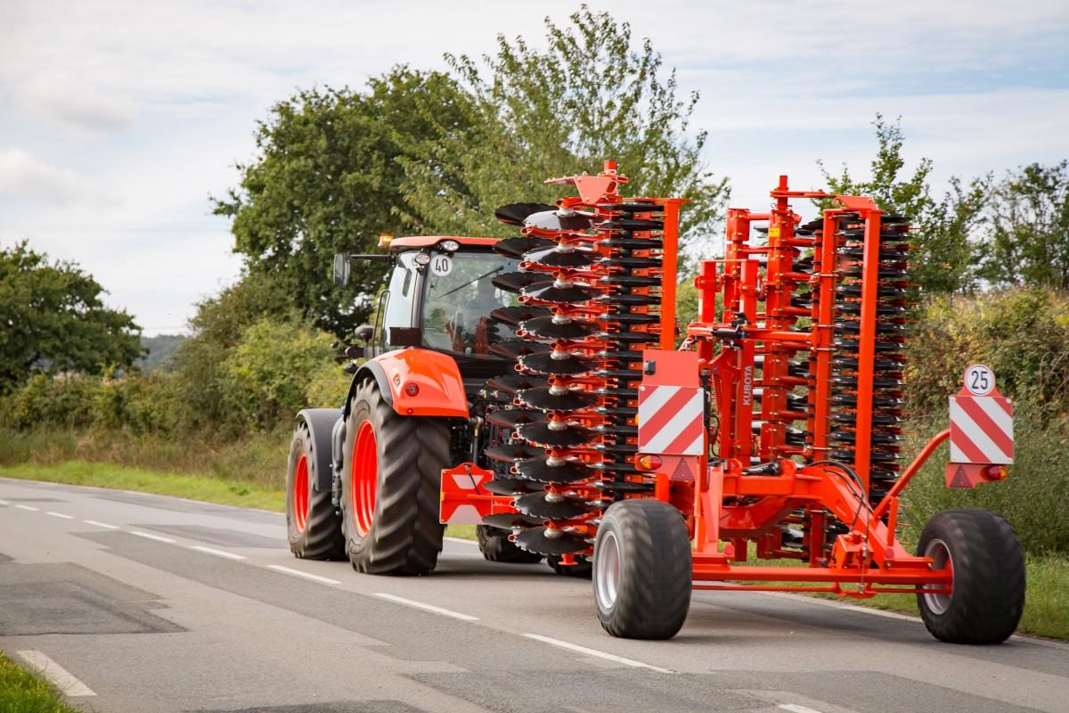 Traktoren M7151 Standard - KUBOTA