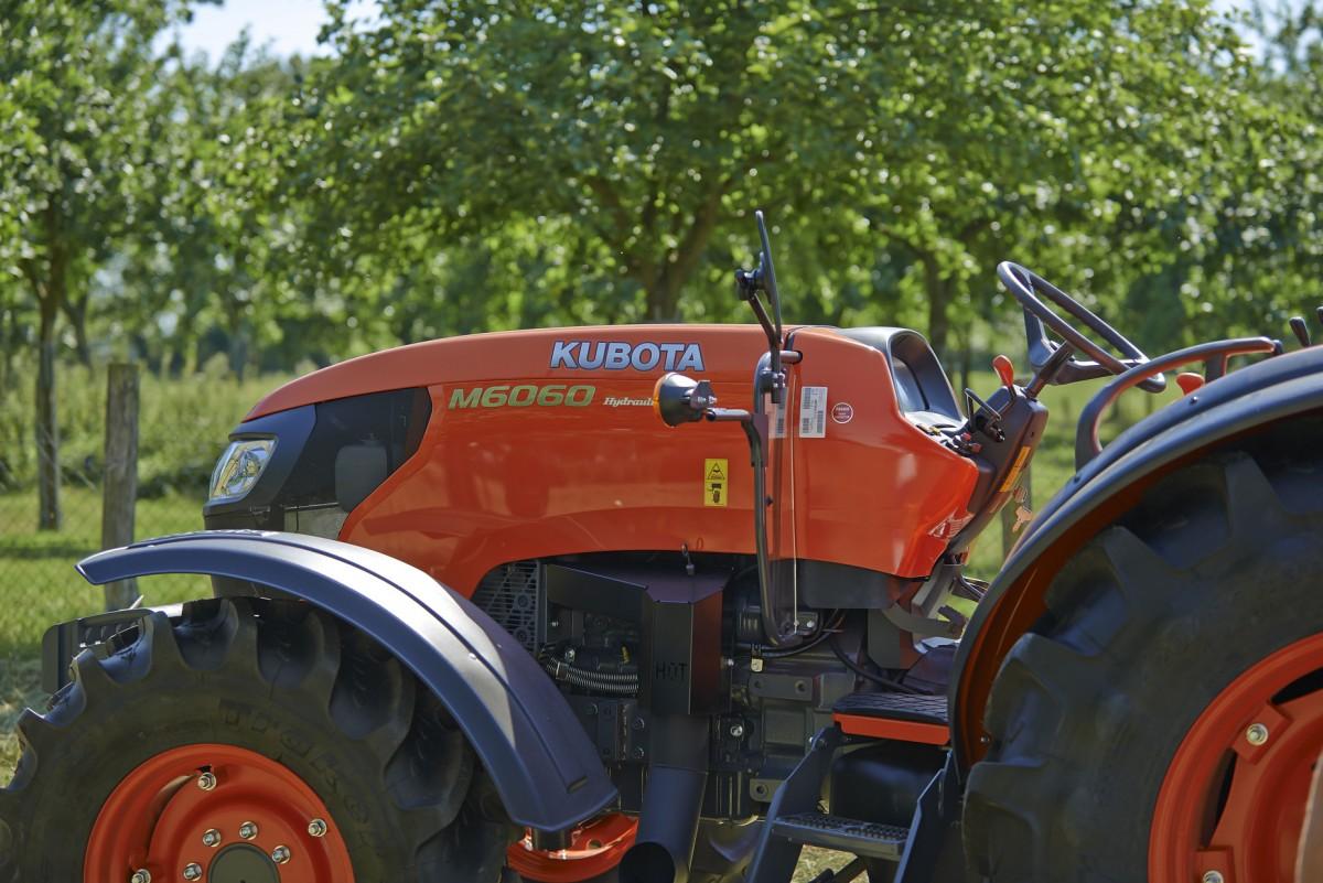 Traktoren M6060 Rops - KUBOTA