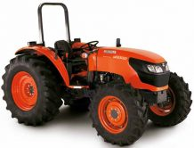 Agricultural Tractors M6060 ROPS - KUBOTA