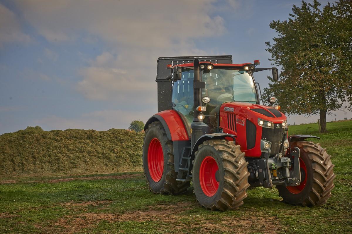 Agricultural Tractors M7151 Premium - KUBOTA