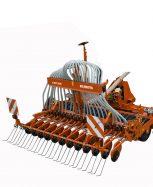 Seeding CB1300-CB1350-CB1400-CB2300C-CB2400C-TD1600F - KUBOTA