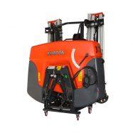 Sprayers XMS210-XMS213-XMS216-XMS218 - KUBOTA