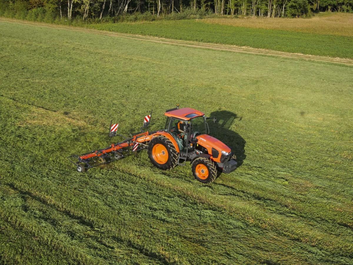 Agricultural Tractors M5001 - KUBOTA