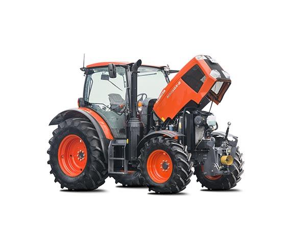 Traktoren M115GX-III/M115GXS-III - KUBOTA
