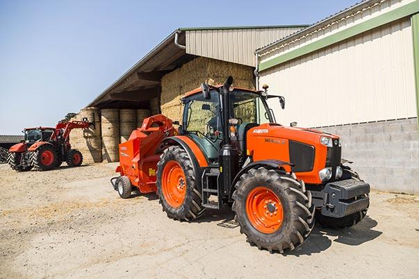 Traktoren MGX III - KUBOTA