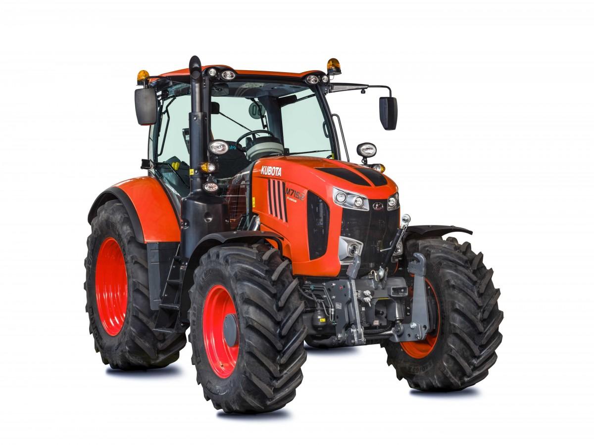 Agricultural Tractors M7002 - KUBOTA