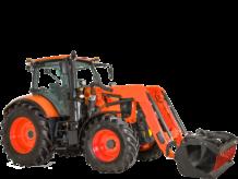Traktoren M6121 - KUBOTA