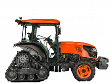Traktoren M5001 N Power Crawler - KUBOTA