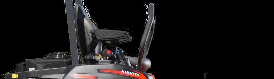 Z122R - KUBOTA