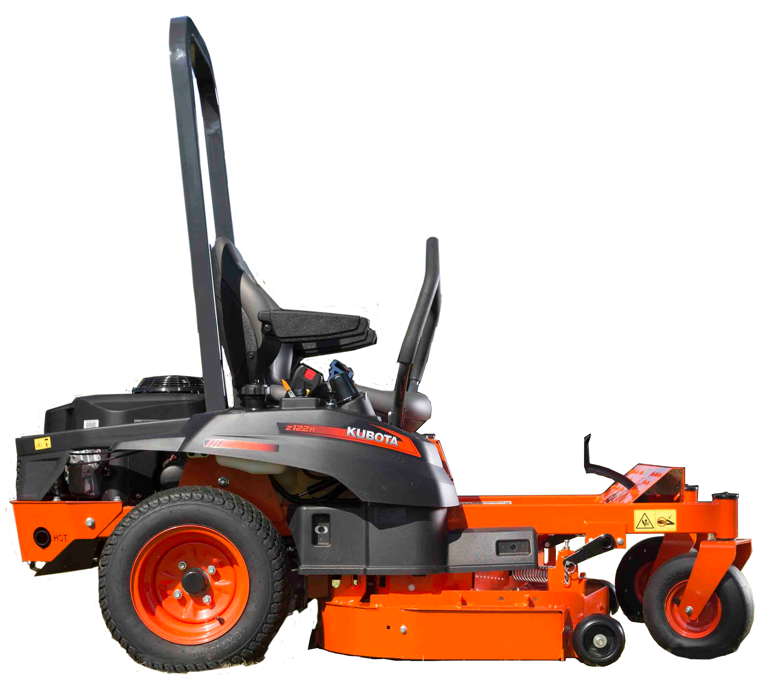 Kubota Z122R Mower