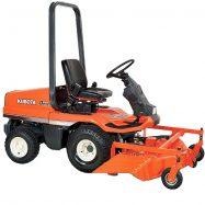 Grundstückspflege F1900E3 2WD - KUBOTA