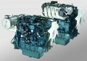 KUBOTA_Baugleiche Motoren - unterschiedliche Verbrennungsverfahren und Kraftstoffe