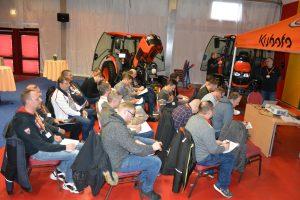 Vom 13. bis zum 14.02.2020 fanden die Kubota Werkstattleiterfachtungen in der bereits 12. Auflage statt.
